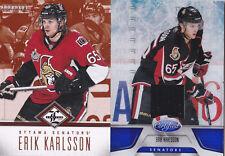 12-13 Limited Erik Karlsson /299 Ottawa Senators 2012
