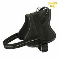 Julius K9 Pure Harness Dog Black Lightweight  New style XS 40-53CM /22mm
