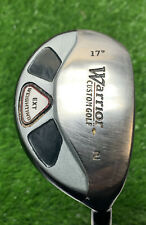 Warrior Golf 2 Hybrid 17° Tour 3.1 Graphite Shaft RH.                   1437