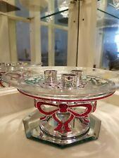 Swarovski - Christmas Holiday Candle Holder -1299926. Limited piece