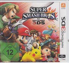 Super Smash Bros. für Nintendo 3DS NEU & OVP Deutsche Version USK 12