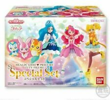 Healin' Good Precure Cutie Figure Shokugan Special Set Pretty Cure NEW Gum toy