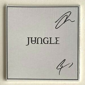JUNGLE * LOVING IN STEREO * SIGNED 14 TRK CD * BN! * KEEP MOVING * TALK ABOUT IT