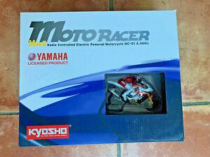 Kyosho Mini-z Moto racer Yamaha Red limited edition