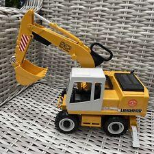 BRUDER LIEBHERR 912 Excavator Construction Digger German Toy EXCELLENT CONDITION