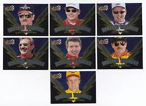 1997 Action Packed ROLLING THUNDER #1 Mark Martin BV$20!!! ONE CARD ONLY!