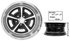 1965-73 Mustang Magnum Alloy Wheel 15x7-Inch w/Cap New Dii