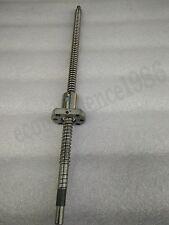 Anti-backlashed RM2010--900 mm Ballscrew & Standard Machine End