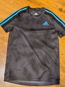 Adidas Climacool Shirt Boys Size Youth  Medium