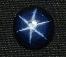 AAA+ 2.50 Ct Natural Star Blue Sapphire AGSL Certified Madagascar Loose Gemstone