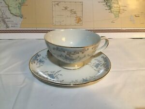 Tea Cup and Saucer IMPERIAL CHINA W. Dalton Japan SEVILLE 5303 (NM5564)