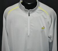 Sharp Augusta National Masters Tech 1/4 ZIP XL