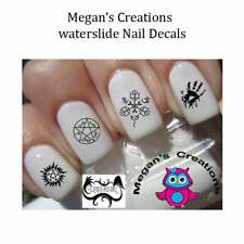 Supernatural #2 Nail Art Decals