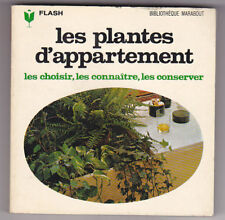 Marabout flash 281 Les plantes d'appartement