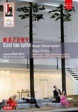 Cosi Fan Tutte Salzburg Fischer 0880242725387 DVD Region 1