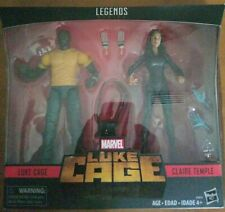 Marvel Legends Luke Cage: Luke Cage and Claire Temple 2 pack wal mart exclusive