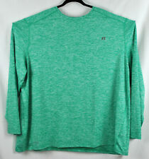 Russell Fresh Force dri-power 360 Training Fit Long Sleeve Tee Shirt Size 5Xl
