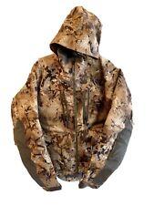 New Sitka Gear Waterfowl Marsh Layout Jacket Medium & Hat Retail $549.00