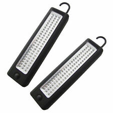 2 x ULTRALUMINOSO 72 LED Torcia lampada luce lavoro magnetico tenda torcia