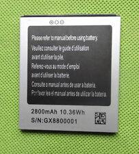 Genuine Original Battery Bateria Battery replacement backup JIAKE i9500W 2800mAh