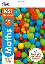 KS1 matematica saturazione revisione guida (LETTS KS1 REVISIONE successo-per le prove di 2017),