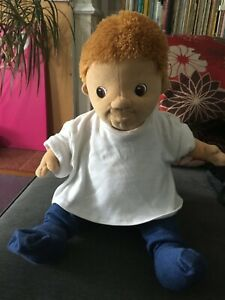 JOYK DUSYMA DOLL - EMPATHY DOLL - BABY TOM WEIGHTED BOTTOM - SPECIAL NEEDS.