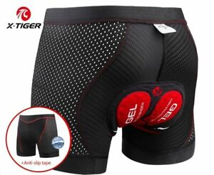 Cycling Shorts Underwear Padded Bicycle Sports Men's Short Breathable  Riding
