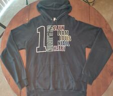 ONE DIRECTION HOODIE ADULT M