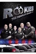 Rookies - Series 1 - Complete Season 1 New And Sealed.....