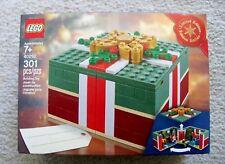 LEGO Holiday Christmas - Rare Exclusive 40292 Christmas Gift - New & Sealed
