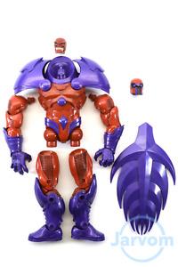 """Marvel Legends 6"""" Inch Build a Figure BAF Red Skull Onslaught Part Leg Arm Head"""