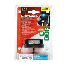Luce targa a 4 Led - Blu - Non omologato Lampa - 90163