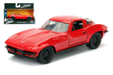 "LETTY'S CHEVROLET CORVETTE ""FAST & FURIOUS"" F8 MOVIE 1/32 MODEL BY JADA 98306"