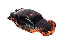 Custom Body Muddy Orange for Traxxas Slash 1/10 Shell Baja Bug Truck Car 1:10
