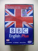 BBC ENGLISH PLUS - unit 20 I SOMETIMES WORK LATE [dvd]