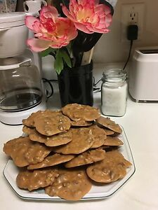New*Nutz Pecan Pralines™ Homemade Candy Dessert Food 1+ Pounds ~ ALL NATURAL