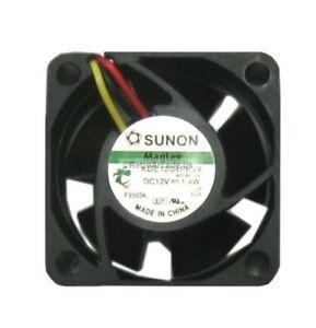 NEW Sunon 40mm x 20mm 3-Pin 12VDC 0.4W Cooling Fan KDE1204PKVX, B006ODM76C