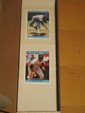1992 Donruss Baseball Complete 784 Card Set + Carew  Puzzle + Bonus 8 Card Set