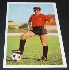 REISCH 1. FC NÜRNBERG FUSSBALL 1966 1967 FOOTBALL CARD BUNDESLIGA PANINI