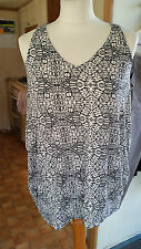 New Ladies Lady's Women's Tunic Top Sz 10 S by Dorothy Perkins