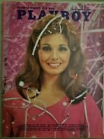 Playboy May 1968 * Free Shipping USA * Very Good Condition(MAYBE BETTER)