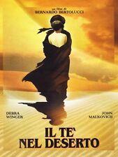 Il Te' Nel Deserto Dvd *italiano sigillato