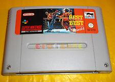 BEST OF THE BEST CHAMPIONSHIP KARATE Super Nintendo Snes PAL ○ CARTUCCIA - B2