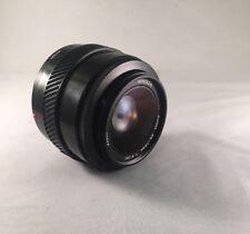 SONY MINOLTA 35-70mm F/4(22) MACRO AF AUTO FOCUS Zoom Lens  #797