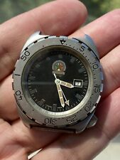 DPW North Eagles Military Watch Vintage