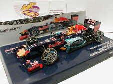Minichamps 410169933 # Red Bull RB7 Max Verstappen # Snow Demonstart. 1:43