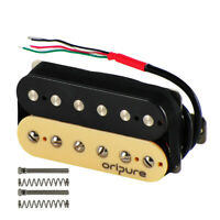 OriPure Jahrgang Alnico 5 Double Coil Humbucker Gitarre Brücke Pickup Warmer Ton