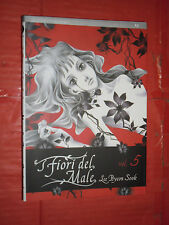 I FIORI DEL MALE N° 5 MANGA J-POP di: lee hyeon sook -disponibile serie completa