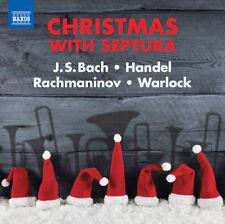 Septura : J. S. Bach/Handel/Rahcmaninov/Warlock: Christmas With Septura CD