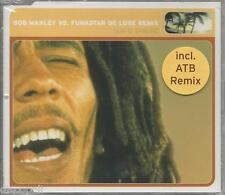 BOB MARLEY vs. FUNKSATR DE LUXE REMIX - Sun is shining- CDs SINGOLO 1999 SEALED